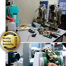 Total Station Repair & Service Calibration