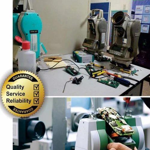 total station repair service calibration in karampura new delhi rh indiamart com Leica Total Station Instrument Leica 1201 Total Station