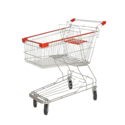 Shopping Trolley With 60l Capacity