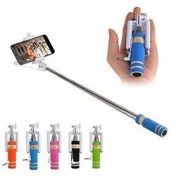 Mini Selfie Sticks With Aux Cable