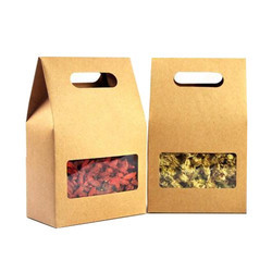 Spice Plain Packaging Box