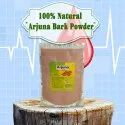 Arjuna Bark Powder  - 100 gms 100% Natural and Chemical Free