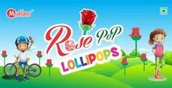 ROSE POP - LOLLIPOP