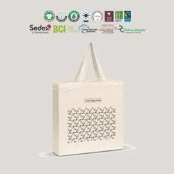 Manufacturer Organic Cotton Tote Bag