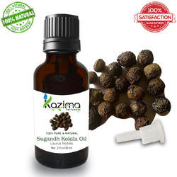 Kazima 100% Pure Natural & Undiluted Sugandh Kokila Oil