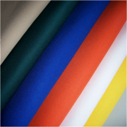 Poly Cotton Drill Fabric