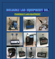D Pharmacy Laboratory Equipment