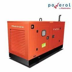 125 kVA Mahindra Powerol Diesel Genset
