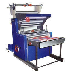 Paper Plate Lamination Machine