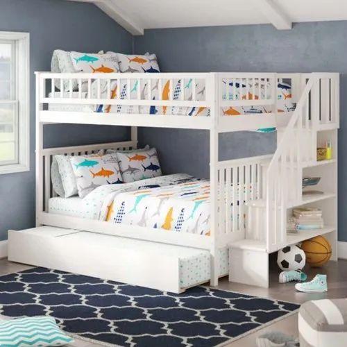 Kids Bunk Bed Children Bunk Bed Toddler Bunk Bed क ड स ब क ब ड In Porur Chennai India Labs Tec Id 21388719973