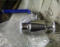 SS TC End Ball Valves 304