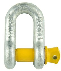 Alloy Steel D Shackle