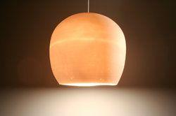 Translucent Hanging Light Ceiling