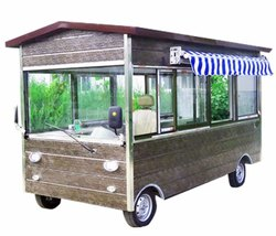 Mobile Food Cart