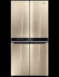 Whirlpool Grey W Series 4 Door 677 Ltrs Refrigerator
