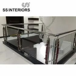 Stainless Steel Wooden Post Railing