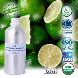 Lime Distilled Oil