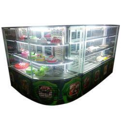 Designer Food Display Counter