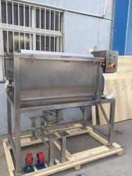 Gulal Mixing Machine.