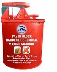 Paver Block Hardener Chemical Making Machine