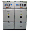 Floor Mounted Medium Voltage Indoor Switchgear Panel, For Distribution, Operating Voltage: 33kv