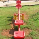 Garden Multi Seater See Saw