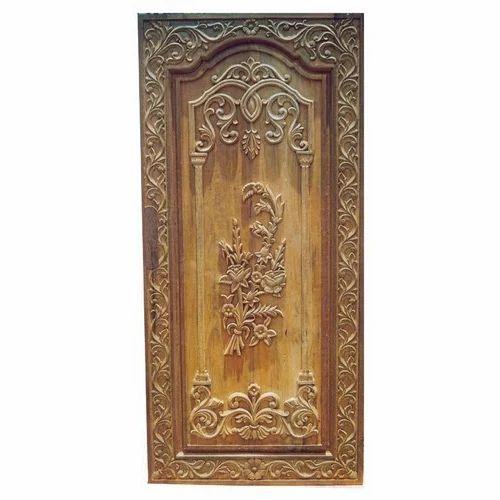Antique Carved Wooden Door - Antique Carved Wooden Door At Rs 24000 /piece Avanash Coimbatore
