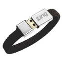 Leather Bracelet Pen Drive
