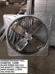 Hanged Industrial Exhaust Fan