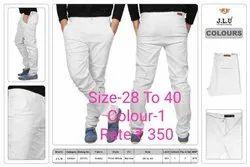 White Casual Menswear