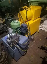 Rebar Cold Forging Machine