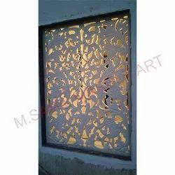 Marble Window Panel