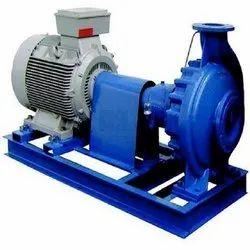 Steel 15-20 m Water Pump For Industrial Purpose, 5 - 27 Hp