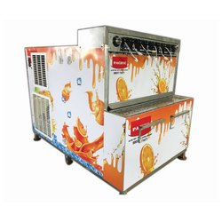 PM-6 2 Mobile Fountain Machine