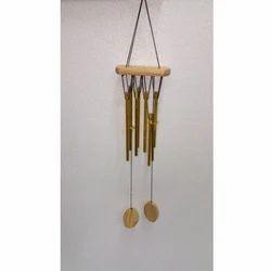Designer Wooden Color Wind Chime
