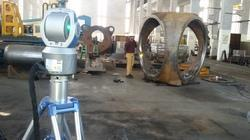 3D Laser Tracker Inspection Services