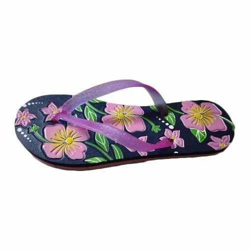 c272ffad7e8b0 ARN Comfort Ladies Pink Printed Daily Wear Slipper, Size: 5 -9, Rs ...