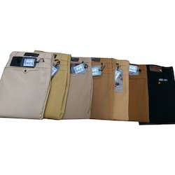 Mens Colored Formal Pant