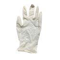 White Latex Eximniation Hand Gloves