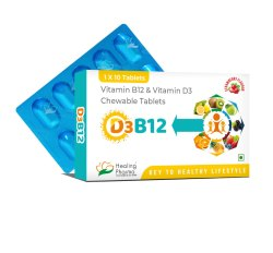 D3 B12 Chewable tablets