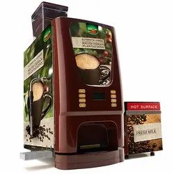 Bean to Cup Coffee Machine Bru Coffee