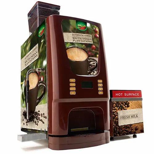 Bean to Cup Coffee Machine Bru Coffee