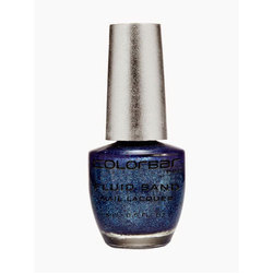 Blue Colorbar Fluid Sand Nail Lacquer, Pack Size: 10 ml , for Personal