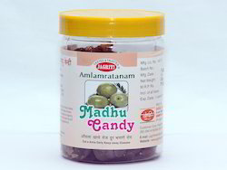 Madhu Amla/Chatpata Candy, Packaging Size: 250gm, Packaging Type: Plastic Jaar