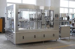 90 BPM Bottling Machine