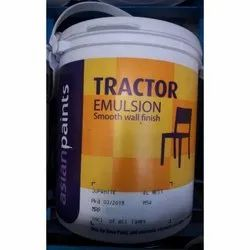 Asian Paints Smooth Wall Finish Asian Paint Tractor Emulsion, Packaging Size: 4 Liter, Packaging Type: Bucket