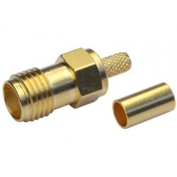 SMA Connector Female Straight For Rg316
