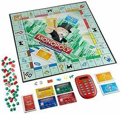 Smartcraft Monopoly Electronic Banking