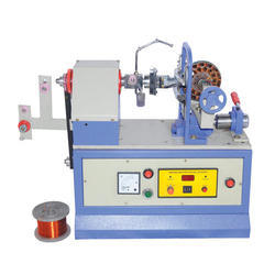 Semi Automatic Ceiling Fan Winding Machine without GST price
