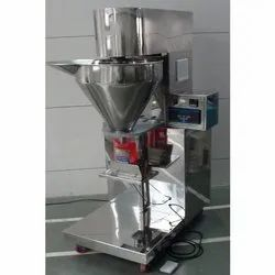 Four Head Weigher Pouch Packing Machine